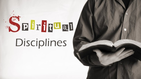 Spiritual Discipline Series